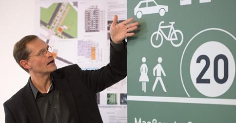 Michael Müller, designierter Regierender Bürgermeister von Berlin setzt neue Zeichen in der Verkehrspolitik.